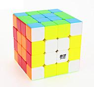 Недорогие -Кубик рубик QI YI QIYUAN S 160 4*4*4 Спидкуб Кубики-головоломки головоломка Куб Stickerless Подарок Девочки