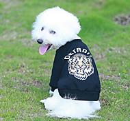Pets Dog Sweatshirt Dog Clothes Breathable Stylish Sportswear Unique Design Animal Design Keep Warm High Quality Special Fashion Animal