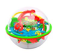 Недорогие -Лабиринты и логические головоломки Шар-лабиринт Обучающая игрушка Игрушки 3D Взрослые 1 Куски