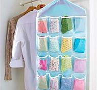 Недорогие -Мешки для хранения Ящики Организация инструментов Организация одежды с Особенность является Милый стиль чехлы Многофункциональный , Для