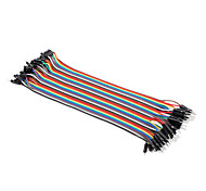 Male To Male Breadboard Wires For Electronic Diy 22Cm For Arduino