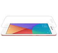 Недорогие -Защитная плёнка для экрана XIAOMI для Redmi Note 5A Закаленное стекло 1 ед. Против отпечатков пальцев Защита от царапин Взрывозащищенный