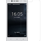 Screen Protector for Nokia Nokia 3 PET Front Screen Protector Ultra Thin Matte Scratch Proof Anti-Fingerprint Anti-Glare