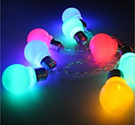 cheap -String Lights 20 LEDs Warm White Multi Color Simple Battery