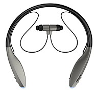 cheap -H7 Sports Bluetooth Headset Neckband Wireless Headphones Magnetic Earbuds In-Ear Noise Cancelling Earphones Running Mic