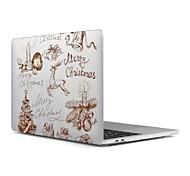 """MacBook Кейс для Матовое Рождество пластик материал Новый MacBook Pro 15"""" Новый MacBook Pro 13"""" MacBook Pro, 15 дюймов MacBook Air, 13"""