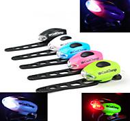 preiswerte -Radlichter Sicherheitsleuchten Fahrradrücklicht Fahrradlichter leuchten LED - Radsport Warnung Einfach zu tragen CR2032 50-70lm Lumen