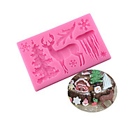cheap -Cake Molds Cookie Cake Chocolate Cooking Utensils For Chocolate For Cookie Silicon Rubber Silica Gel Silicone Silicon DIY Non-Stick High