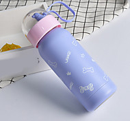 cheap -Stainless Steel Water Bottle Christmas Gifts Office / Career Drinkware 1