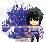 Anime Action-Figuren Inspiriert von Naruto Sasuke Uchiha 10 CM Modell Spielzeug Puppe Spielzeug