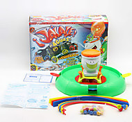 Board Game Funny Gadgets Toys Toilet Bowl Animal Pieces Kids Gift