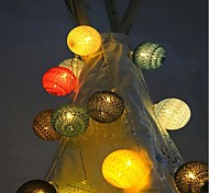 cheap -10 LED 1.5M Star Light Waterproof Plug Outdoor Holiday Decoration Light LED String Light