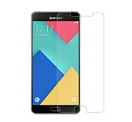 Screen Protector for Samsung Galaxy A5(2016) Tempered Glass 1 pc Front Screen Protector High Definition (HD) 9H Hardness 2.5D Curved edge