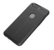 Case For OnePlus 5 3 Shockproof Frosted Back Cover Solid Color Soft TPU for One Plus 5 One Plus 3T One Plus 3