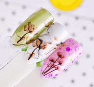 1 Nail Art Sticker  Decals Applique 3D Nail Stickers Makeup Cosmetic Nail Art Design