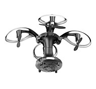 cheap -RC Drone 415B 4 Channel 2.4G With 0.3MP HD Camera RC Quadcopter One Key To Auto-Return Hover With Camera RC Quadcopter Remote