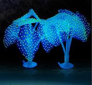 cheap -Aquarium Decoration Jellyfish Artificial Decoration Silicon Rubber