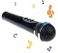 cheap -Microphone Toy Musical Instrument Toys Novelty ABS 1 Pieces Children's Gift