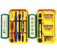Teléfono móvil Kit de herramientas de reparación Pinzas Extensión para destornillador Destornillador Herramientas de Recambio