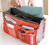 Недорогие -Мешок способа 1pcs женщин в мешках косметический организатор складывая случайный мешок перемещения