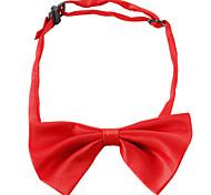 Недорогие -Кошка Собака пояс/Бабочка Одежда для собак Очаровательный Свадьба Бант Оранжевый Лиловый Красный Синий Розовый Костюм Для домашних