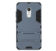 cheap -Case For Xiaomi Redmi Note 4X Redmi Note 4 Shockproof with Stand Back Cover Armor Hard PC for Xiaomi Redmi Note 4X Xiaomi Redmi Note 4