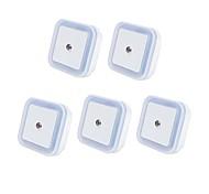 abordables -5pcs Enchufe de pared Smart Cabecera Control de luz 100-240V