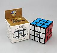 Недорогие -Кубик рубик * 3*3*3 Спидкуб Кубики-головоломки Устройства для снятия стресса Обучающая игрушка головоломка Куб Классический Инструкция