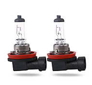 cheap -2 pcs GMY 55W 1350±15%lm 3000K Halogen Car Light H11 12V Clear