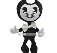 cheap -Ghost Bendy and The Ink Machine Stuffed Animal Plush Toy Cute For Children Classic Theme Animals Kid's Gift 1pcs