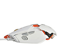 AJAZZ GTX Removable Palm Support Weight Gaming Game Cable Mechanical Mouse Desktop Computer Laptop lol CF Gaming Mouse
