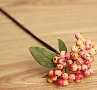 Недорогие -Искусственные Цветы 1 Филиал Современный / Простой стиль Pастений Букеты на стол