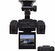 cheap -1280 x 480 Car DVR Wide Angle 2 inch Dash Cam with Night Vision 8 infrared LEDs Car Recorder / 2.0
