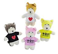 Недорогие -Собаки Животный принт Мягкие игрушки Мягкие и плюшевые игрушки Милый стиль Для детской Праздник Животные На каждый день