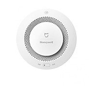 cheap -Xiaomi Mijia Honeywell Fire Alarm Detector Audible Visual Smoke Sensor Remote Mihome APP Smart Control