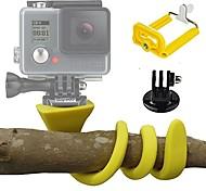 Недорогие -Экшн камера / Спортивная камера Набор Гибкие крепления На открытом воздухе Регулируемая длина Кейс Многофункциональный Складной Для Экшн