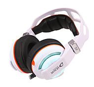abordables -audífonos dareu d2 auriculares 7.1 canal de audio audio ligero 50 mm unidad de voz