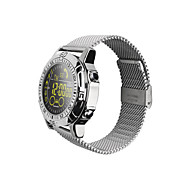 Недорогие -Смарт-часы Показ времени Защита от влаги Израсходовано калорий Педометры Регистрация дистанции Напоминание о сообщении Напоминание о