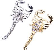 Недорогие -Жен. Массивные кольца , Животные Мода Сплав скорпион Бижутерия Повседневные