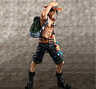 Недорогие -аниме фигуры, вдохновленные одной частью туза пвх см модель игрушки куклы игрушка