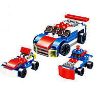 cheap -Building Blocks Toys Vehicles Military Hand-made Parent-Child Interaction ABS Boys Girls Pieces