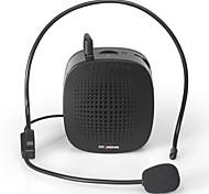 Недорогие -S1015 Для школы На открытом воздухе Мини Громкоговоритель проведение USB Черный
