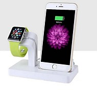 cheap -Apple Watch Stand with Adapter Other ABS Desk