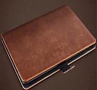 economico -Custodia Per iPad 9.7 (2017) iPad Pro 9.7 '' Porta-carte di credito A portafoglio Con supporto Auto sospendione/riattivazione Integrale