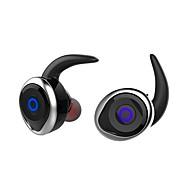 cheap -T1 In Ear Wireless Headphones Piezoelectricity Plastic Driving Earphone Mini with Microphone Headset