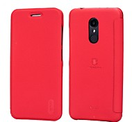 cheap -Case For Xiaomi Redmi 5 Redmi 5 Plus Redmi Note 5A Card Holder Shockproof Flip Frosted Solid Color Hard for