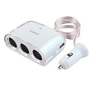 Недорогие -быстрая зарядка 3 порта USB зарядное устройство только dc 5v / 2.1a
