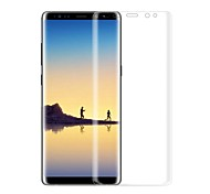 Недорогие -Защитная плёнка для экрана Samsung Galaxy для Note 8 TPG Hydrogel 2 штs Защитная пленка для экрана и задней панели Самозаживление 3D