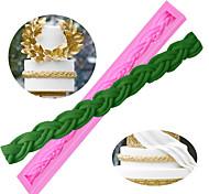 Недорогие -Формы для пирожных конфеты Для Cookie Для торта Cupcake Торты силикагель Своими руками День Святого Валентина День рождения Инструмент