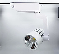 cheap -1pc 20W 1 LEDs Easy Install Track Lights Warm White Cold White Natural White AC 86-220